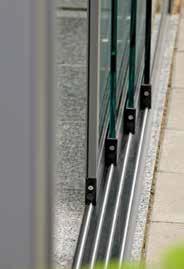 Müller Systeme Glasschiebewände Alu Glas Konstruktionen